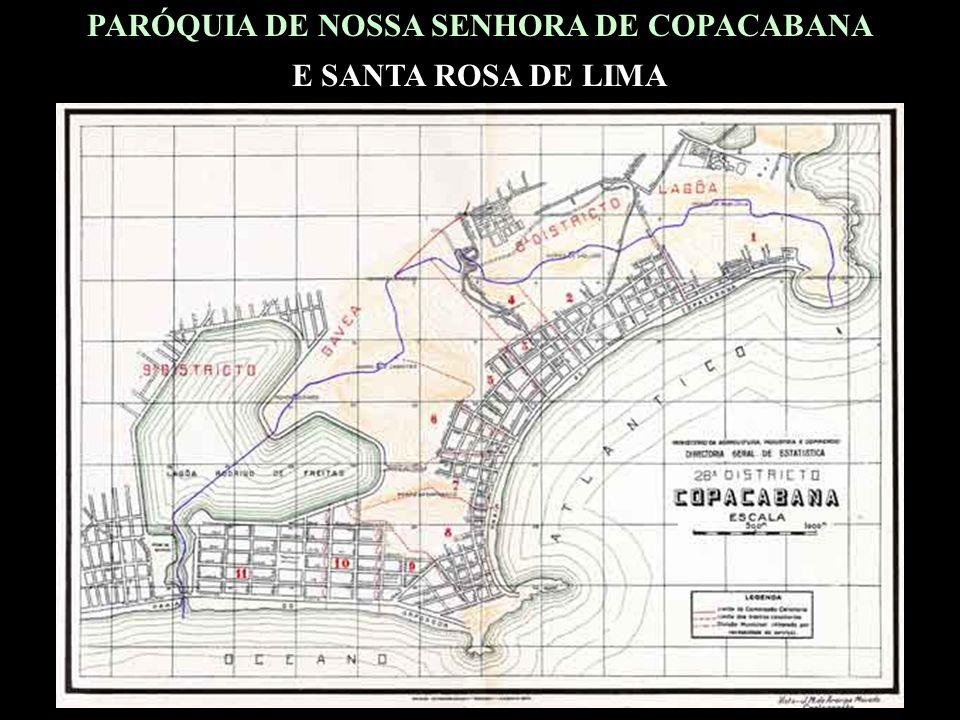 PARÓQUIA DE NOSSA SENHORA DE COPACABANA