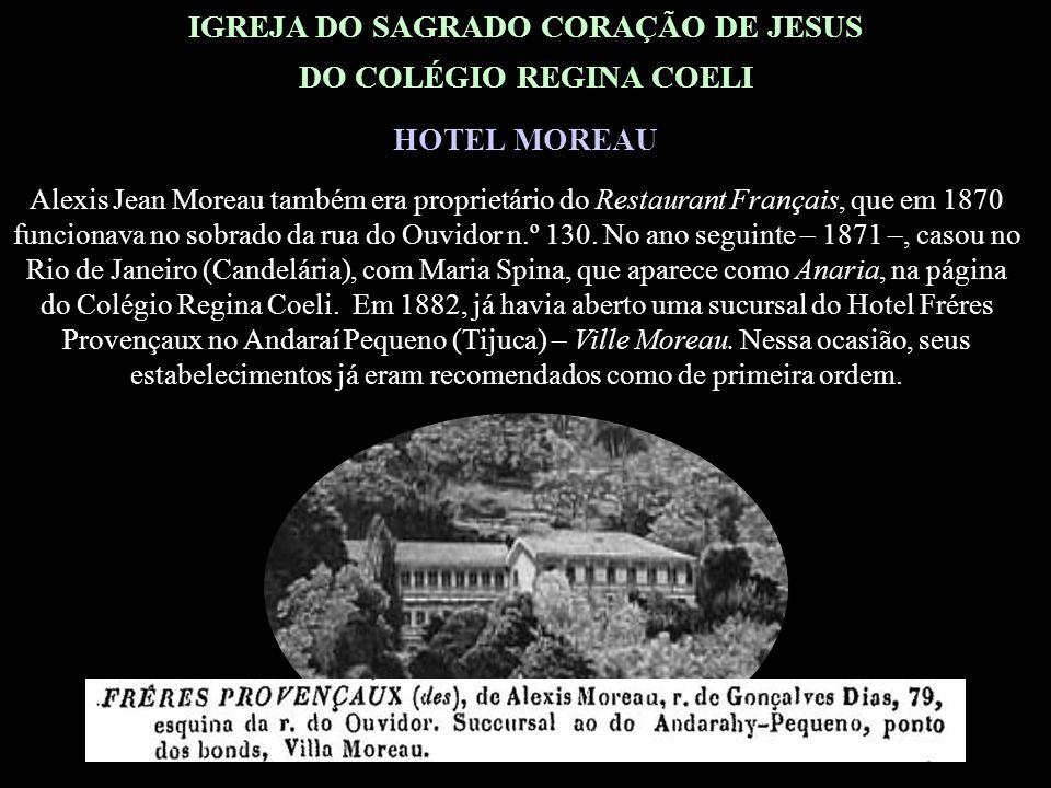 IGREJA DO SAGRADO CORAÇÃO DE JESUS DO COLÉGIO REGINA COELI