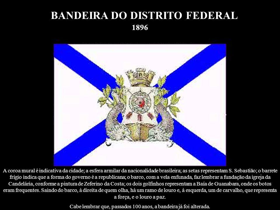 BANDEIRA DO DISTRITO FEDERAL BANDEIRA DO DISTRITO FEDERAL