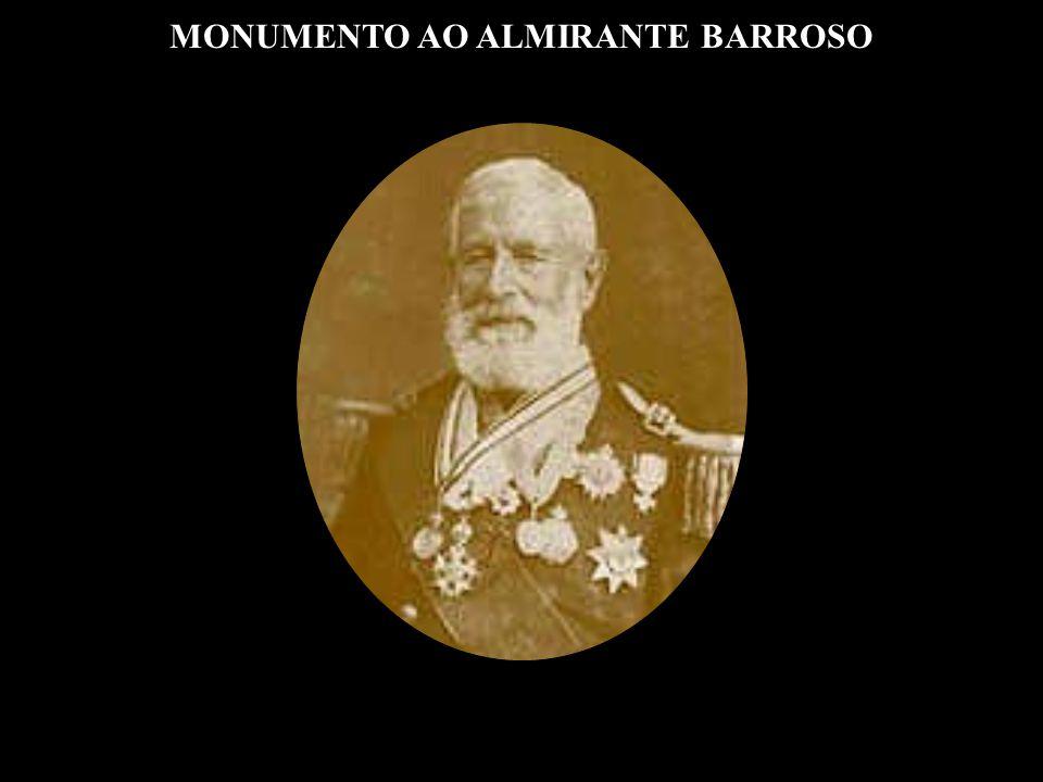 MONUMENTO AO ALMIRANTE BARROSO