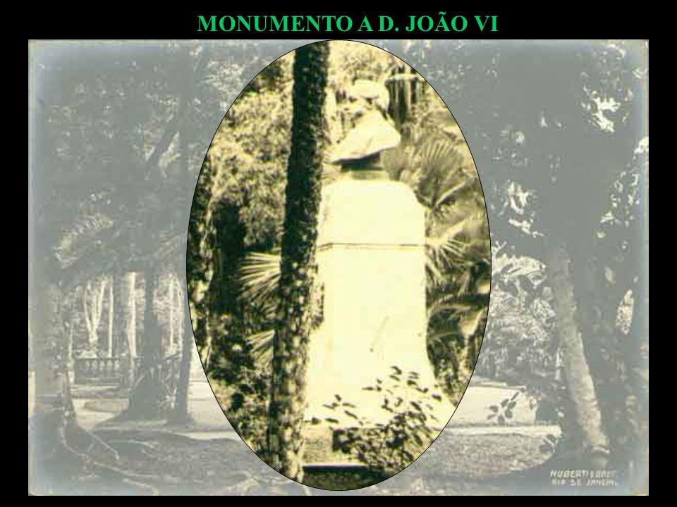MONUMENTO A D. JOÃO VI Jardim Botânico