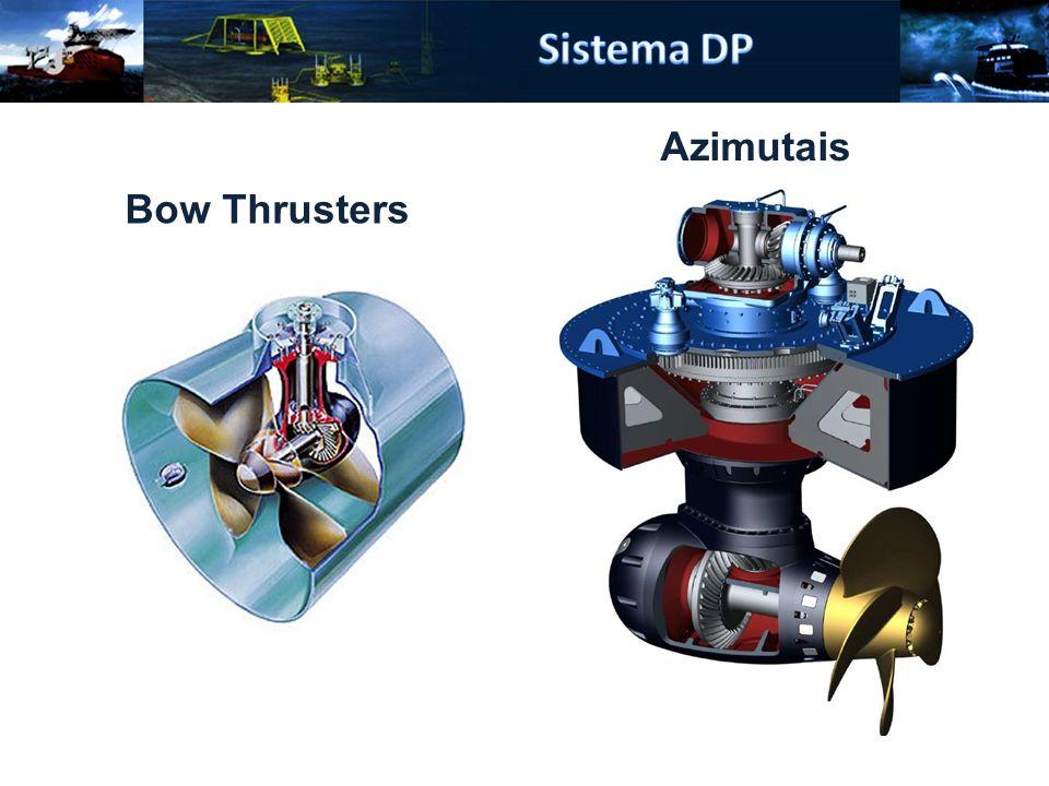 Sistema DP Azimutais Bow Thrusters