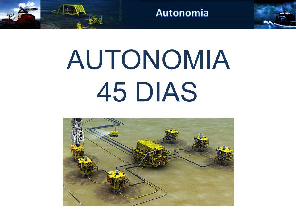 Autonomia AUTONOMIA 45 DIAS