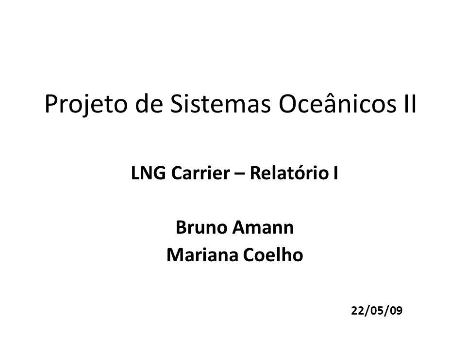 Projeto de Sistemas Oceânicos II