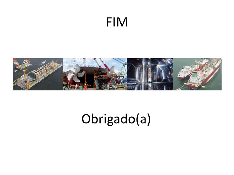 FIM Obrigado(a)