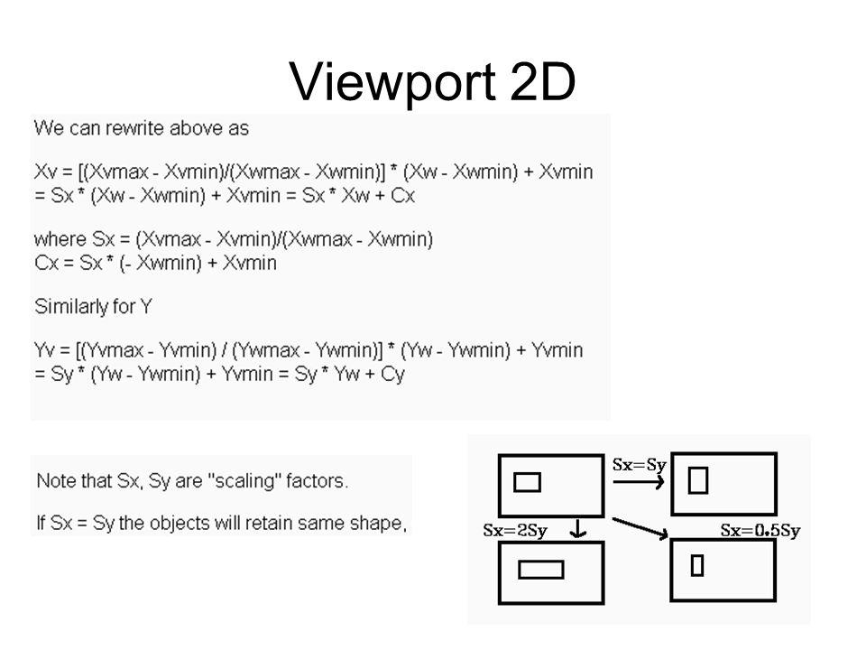 Viewport 2D