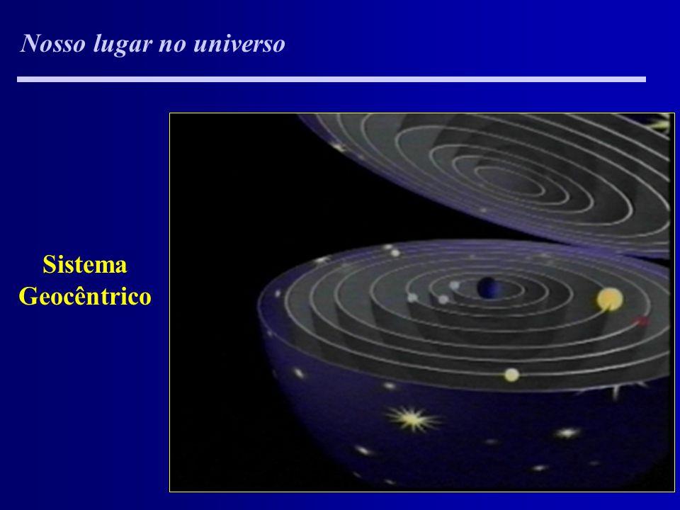 Nosso lugar no universo
