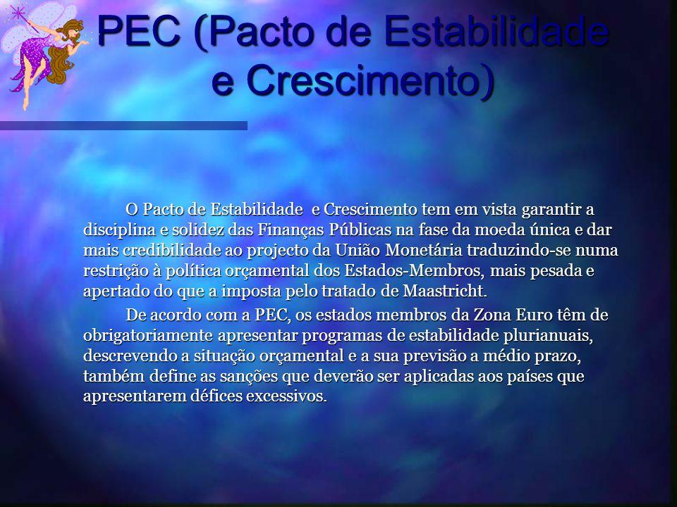 PEC (Pacto de Estabilidade e Crescimento)