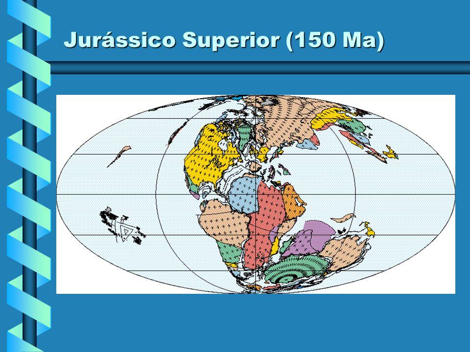 Jurássico Superior (150 Ma)