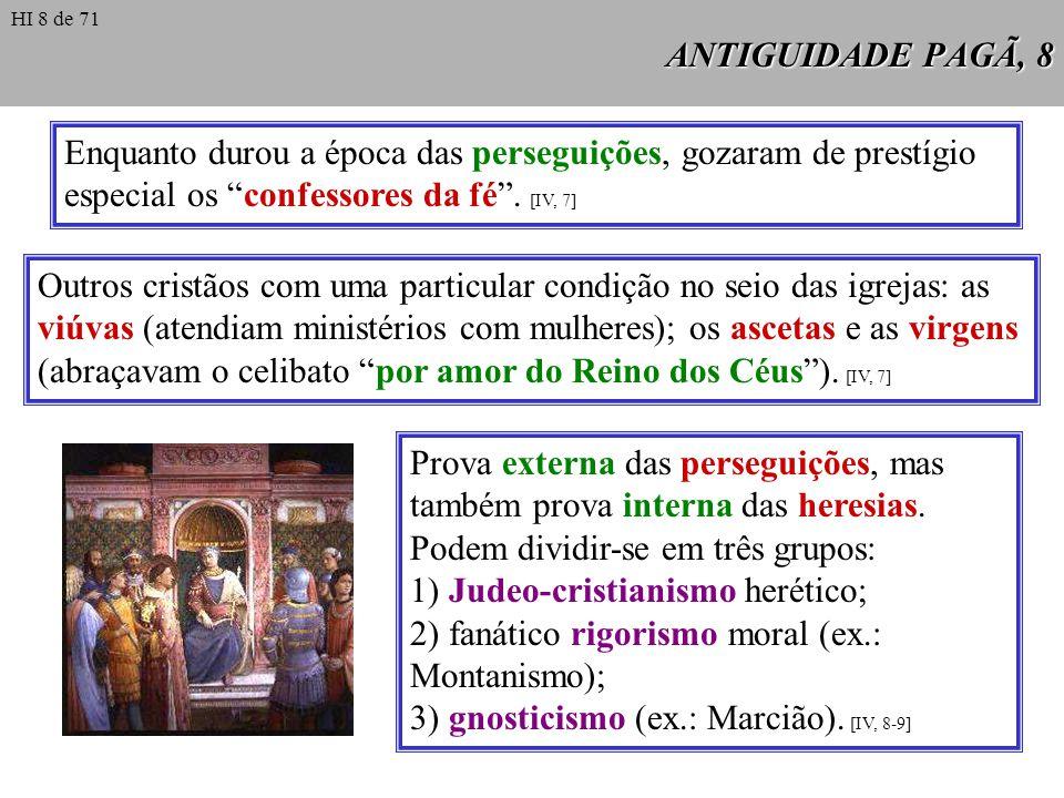 1) Judeo-cristianismo herético;