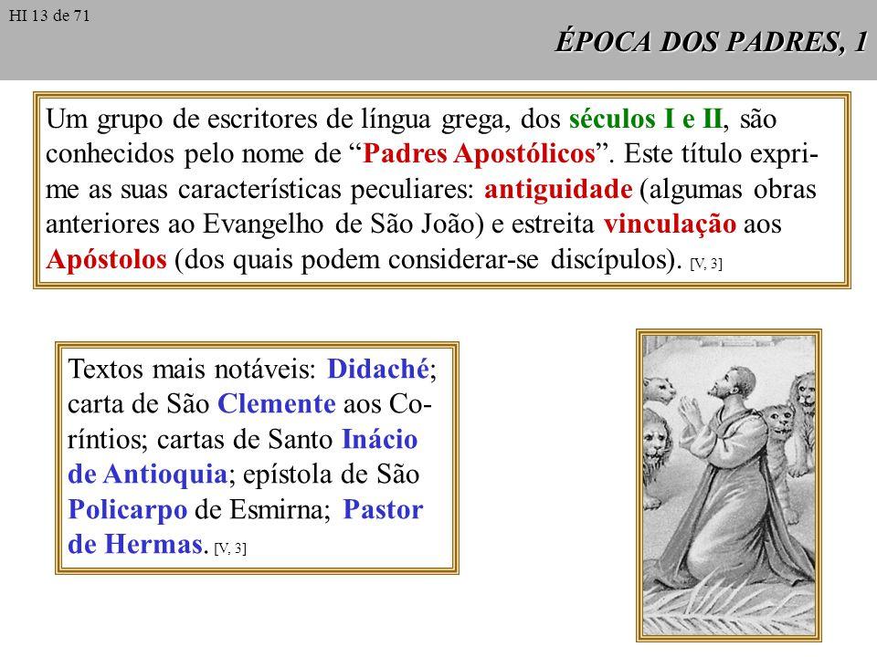 Um grupo de escritores de língua grega, dos séculos I e II, são