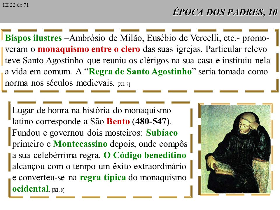 Bispos ilustres –Ambrósio de Milão, Eusébio de Vercelli, etc.- promo-