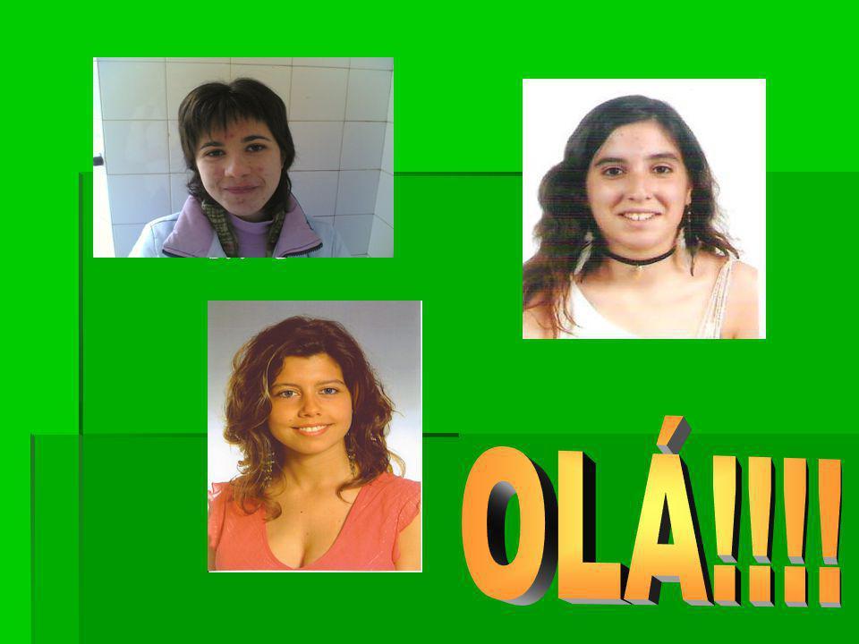 OLÁ!!!! Ana Luísa Seara N.º 3 Beatriz Almeida N.º 7