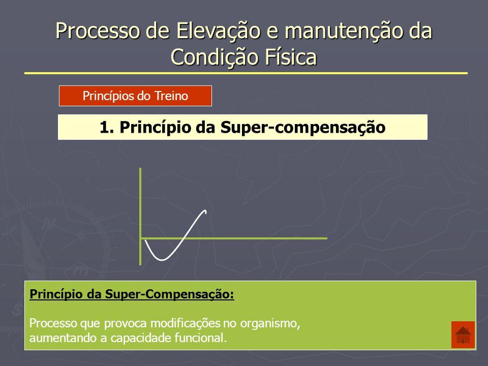 1. Princípio da Super-compensação