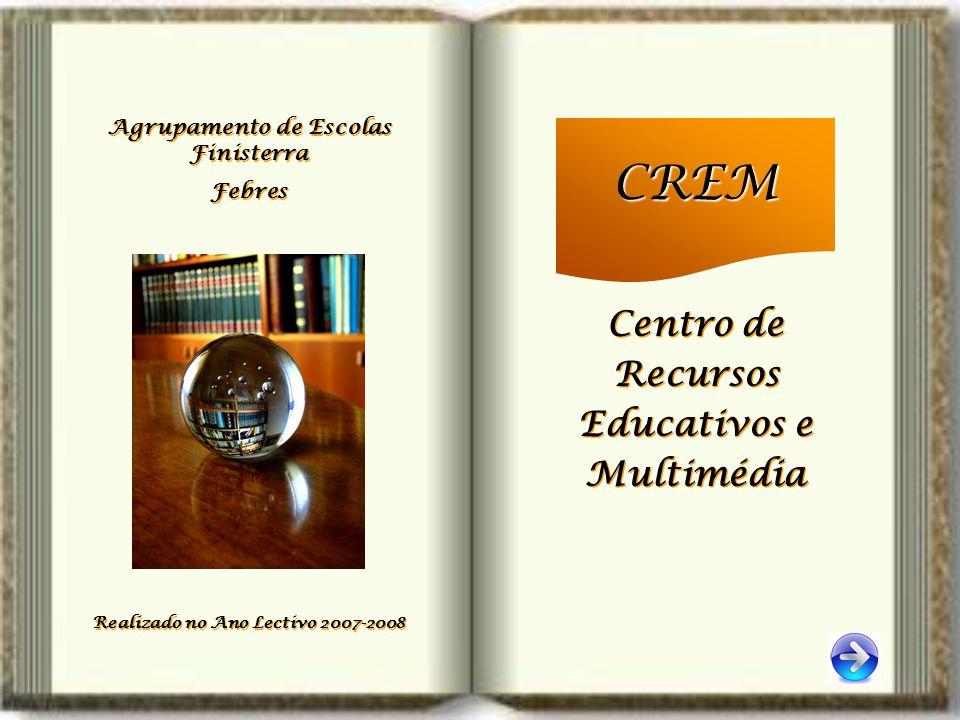 CREM Centro de Recursos Educativos e Multimédia