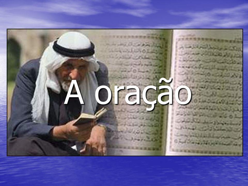 A oração