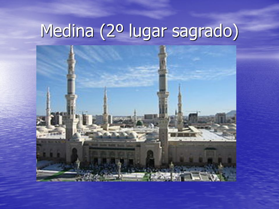 Medina (2º lugar sagrado)