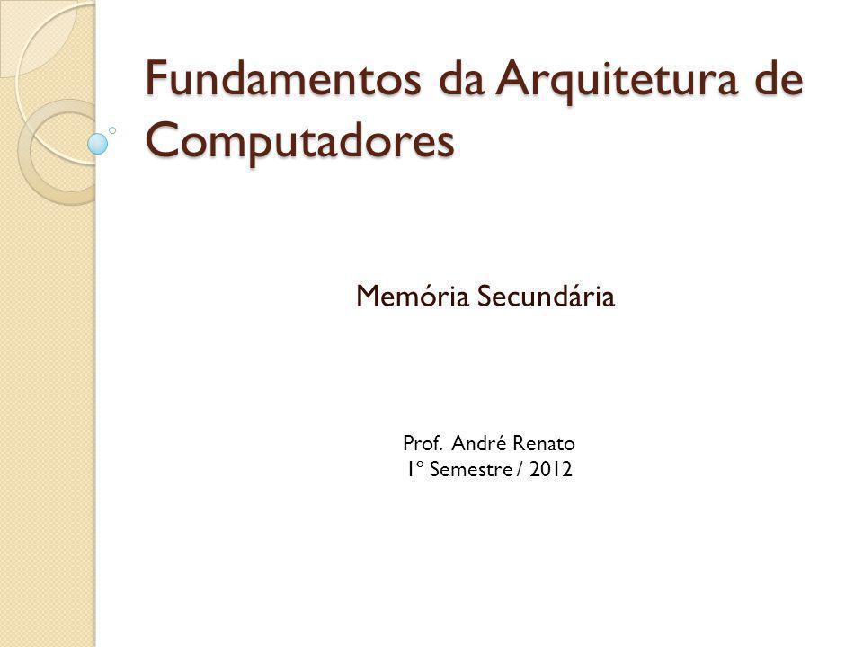 Fundamentos da Arquitetura de Computadores