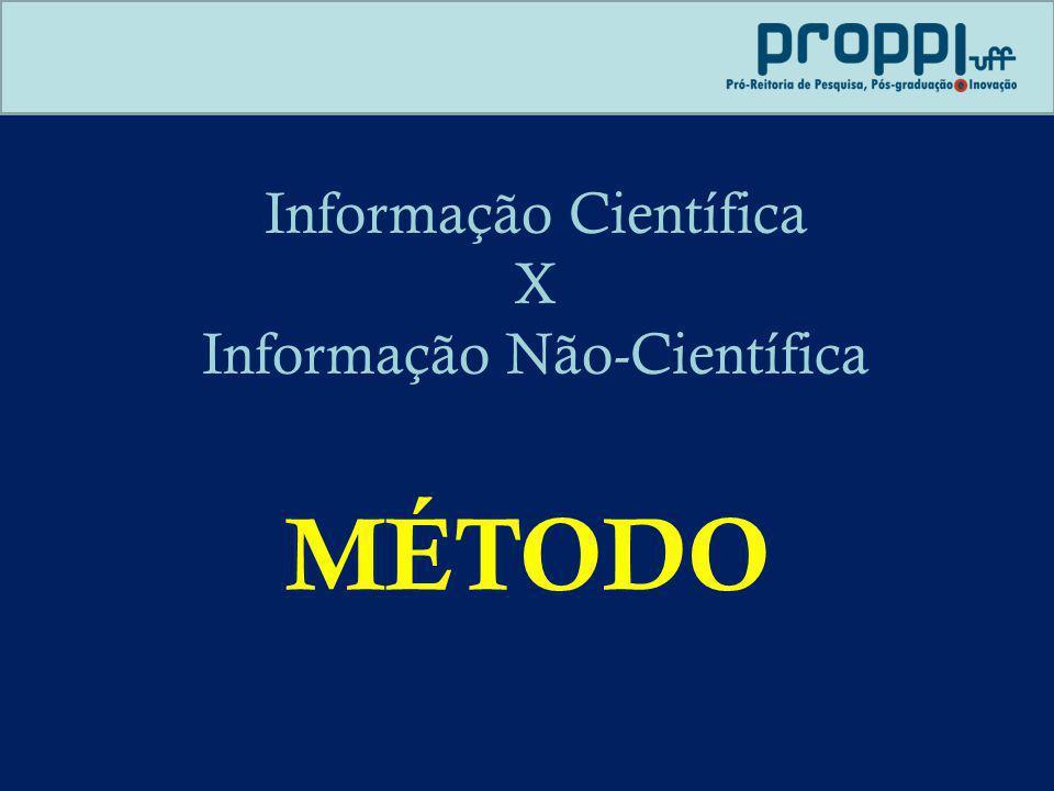 Informação Científica