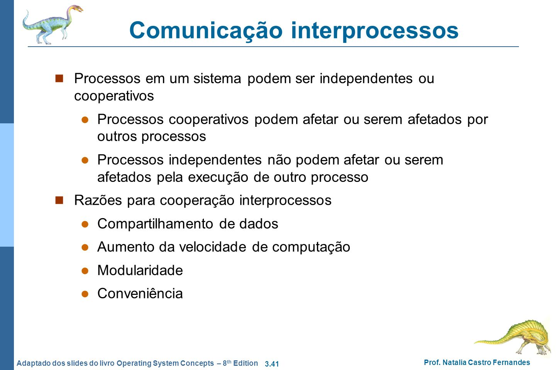 Comunicação interprocessos