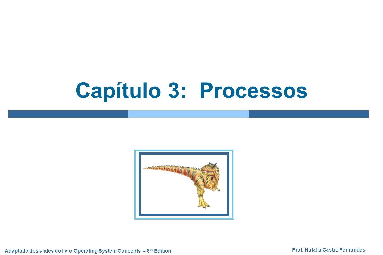 Capítulo 3: Processos