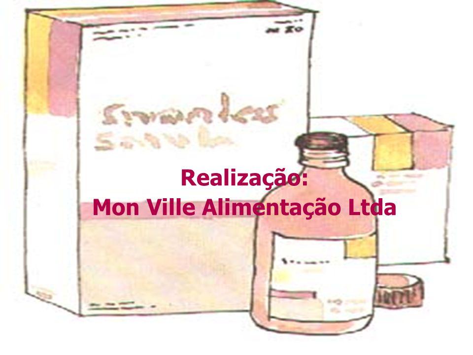 Mon Ville Alimentação Ltda