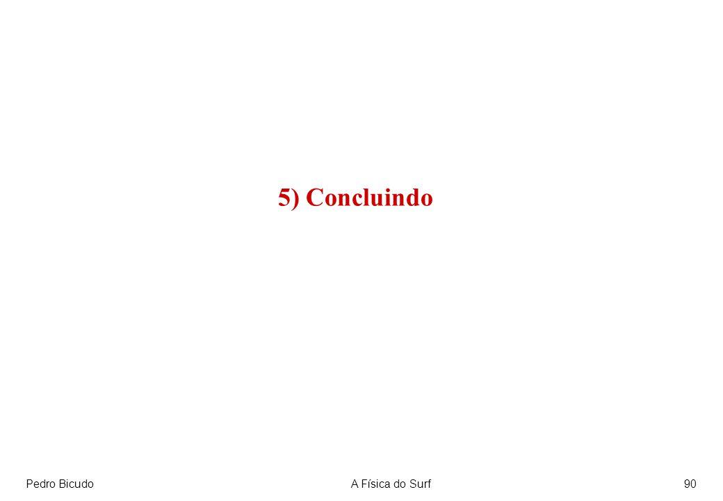 5) Concluindo Pedro Bicudo A Física do Surf