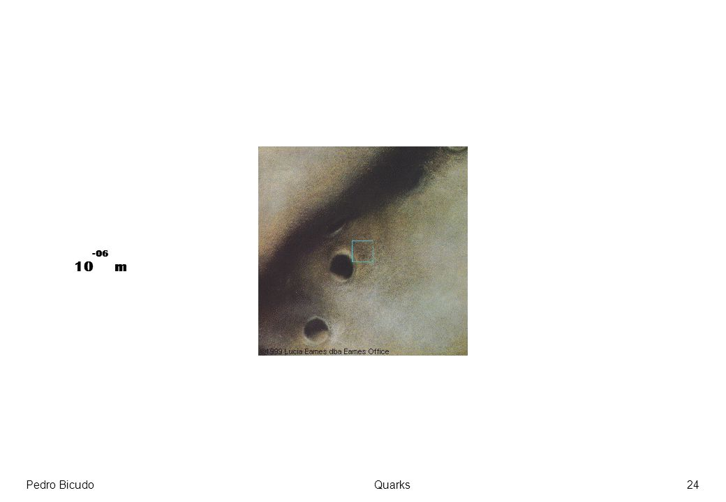 -06 10 m Pedro Bicudo Quarks