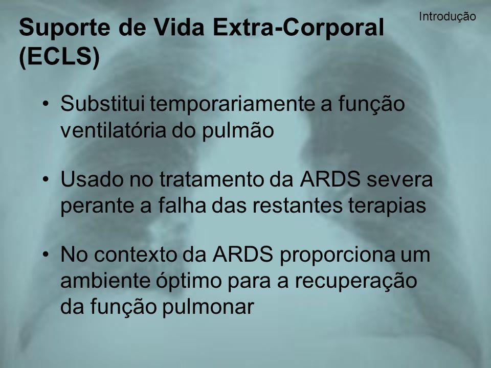 Suporte de Vida Extra-Corporal (ECLS)