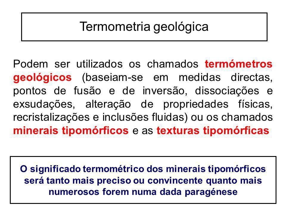 Termometria geológica