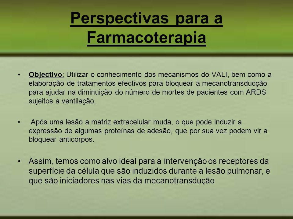 Perspectivas para a Farmacoterapia