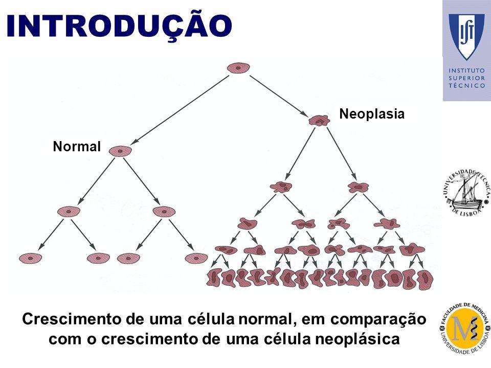INTRODUÇÃO Neoplasia. Normal.