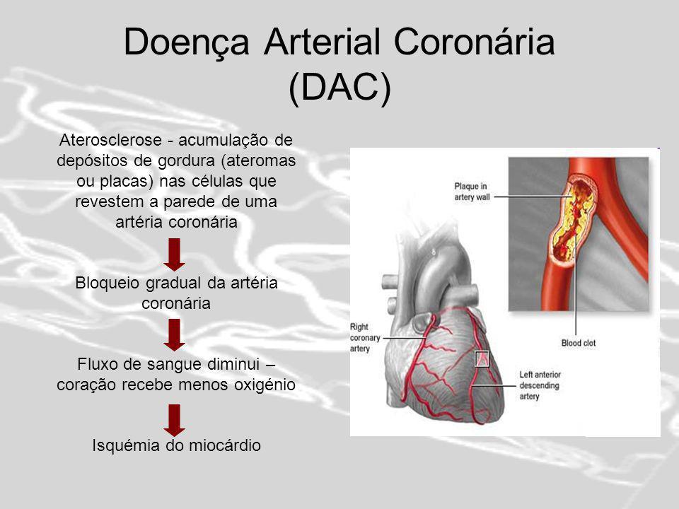 Doença Arterial Coronária (DAC)