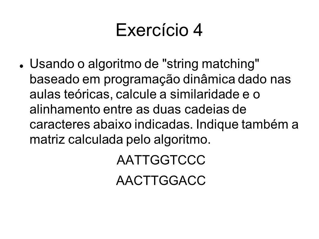Exercício 4