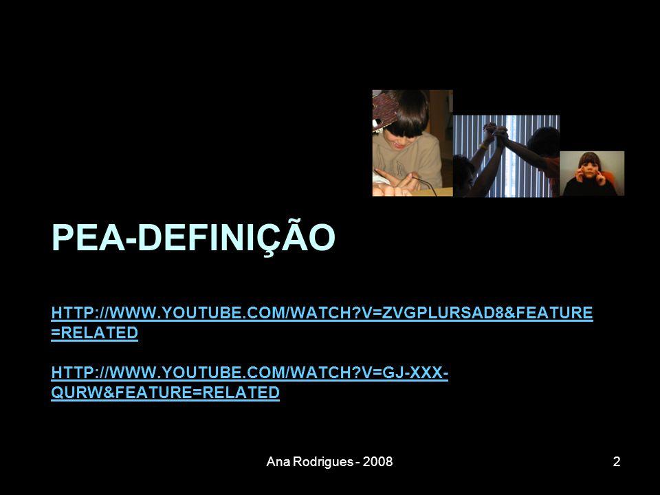 PEA-DEFINIÇÃO HTTP://WWW. YOUTUBE. COM/WATCH
