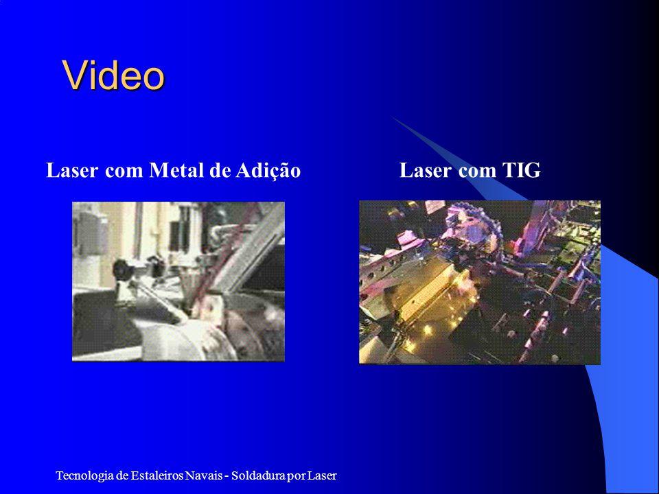 Laser com Metal de Adição