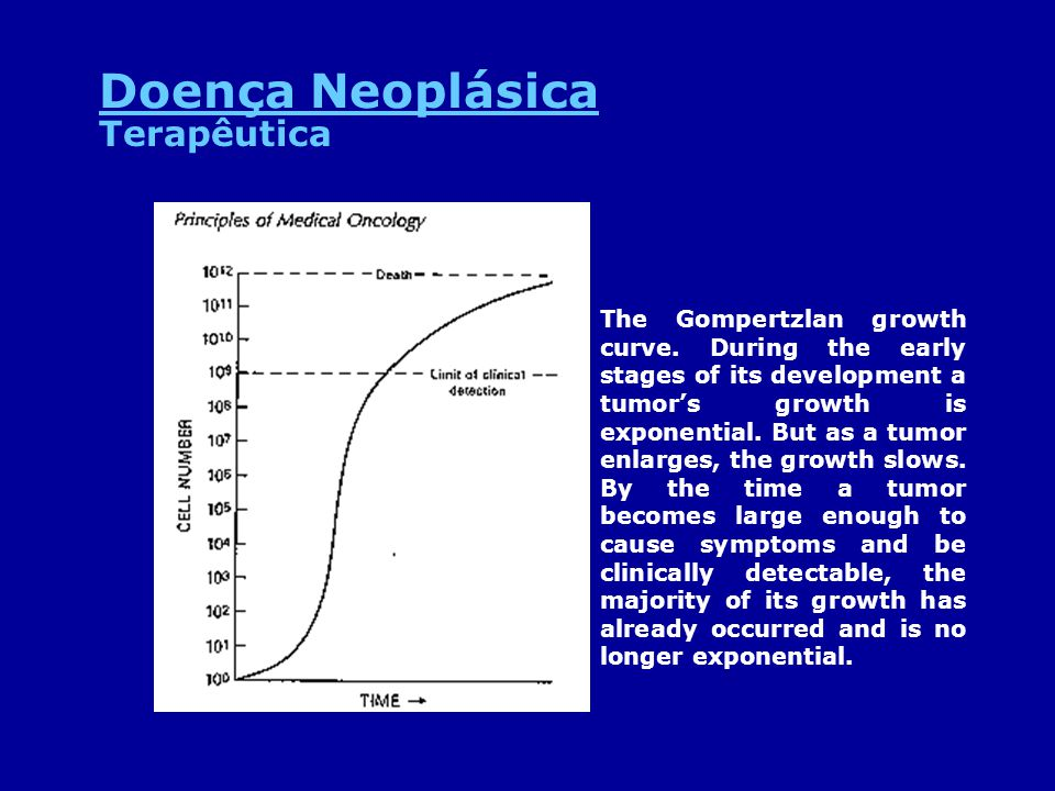 Doença Neoplásica Terapêutica