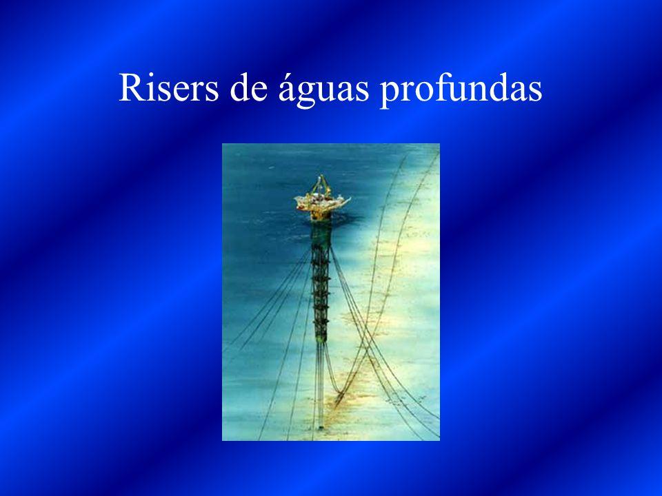 Risers de águas profundas