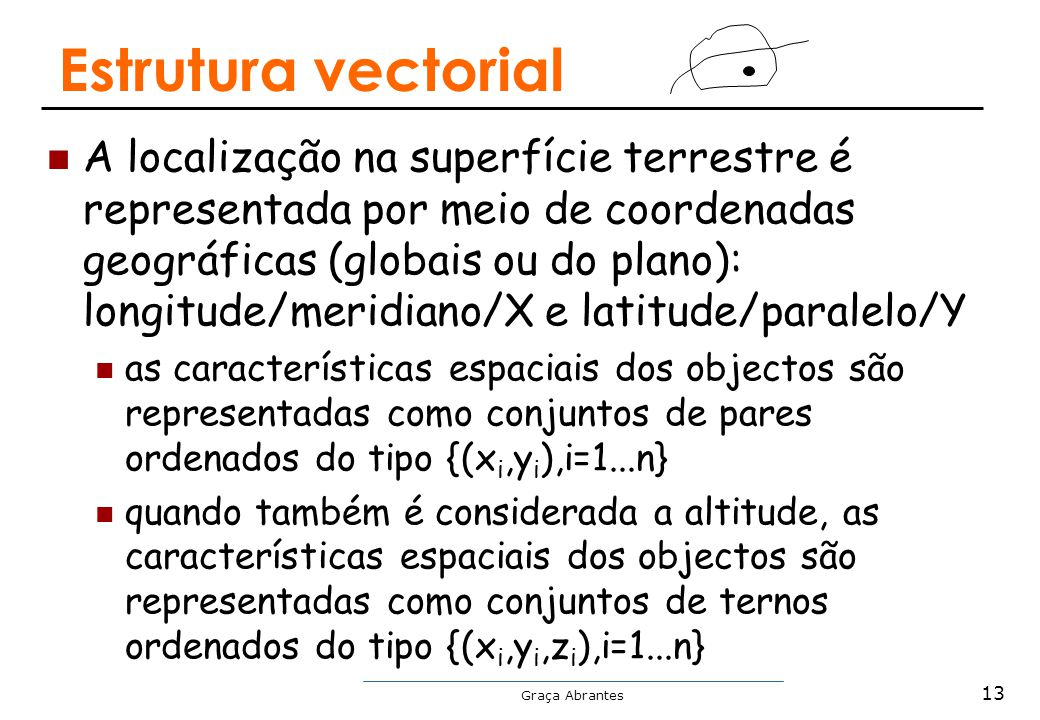 Estrutura vectorial