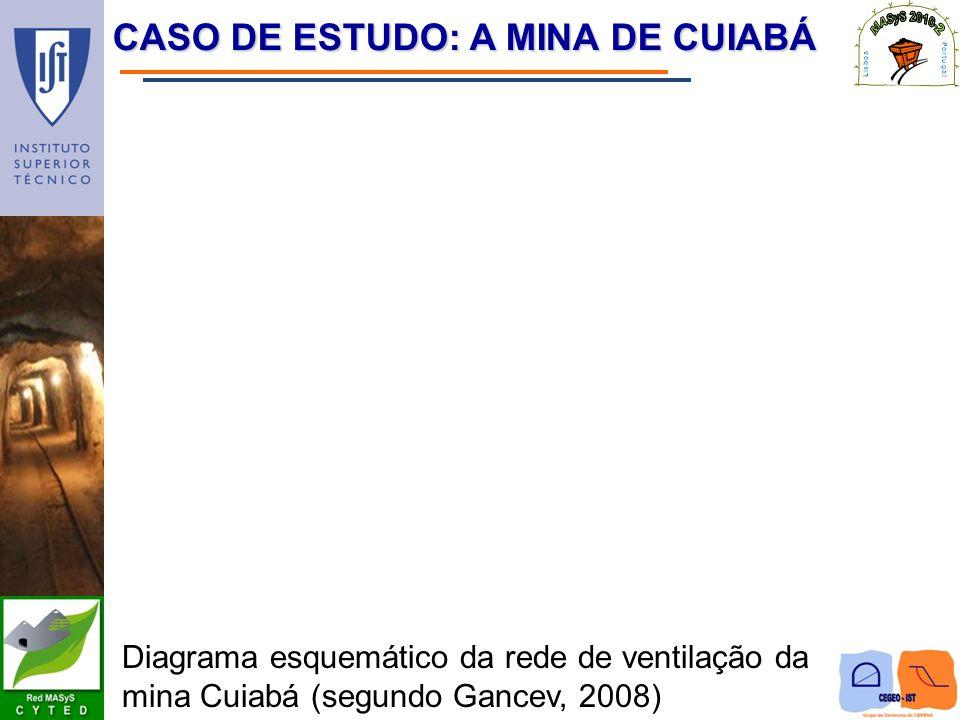 CASO DE ESTUDO: A MINA DE CUIABÁ