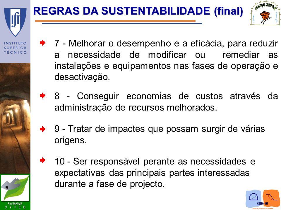 REGRAS DA SUSTENTABILIDADE (final)