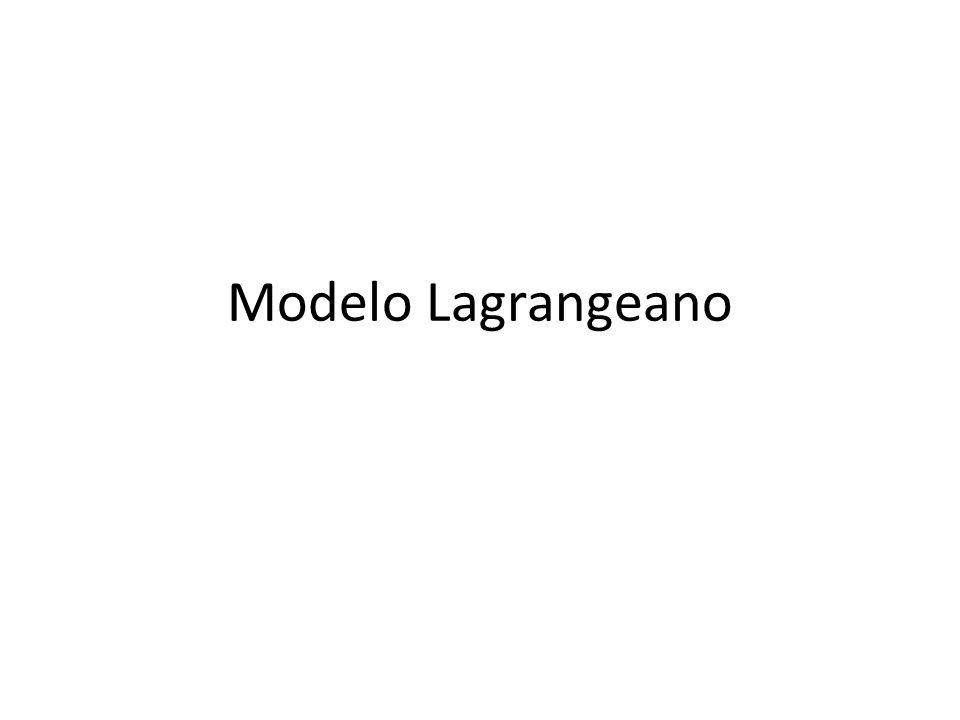 Modelo Lagrangeano