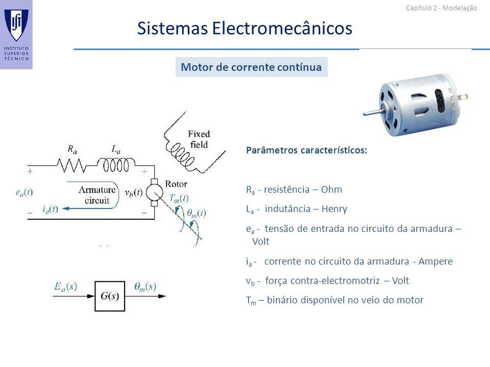 Sistemas Electromecânicos