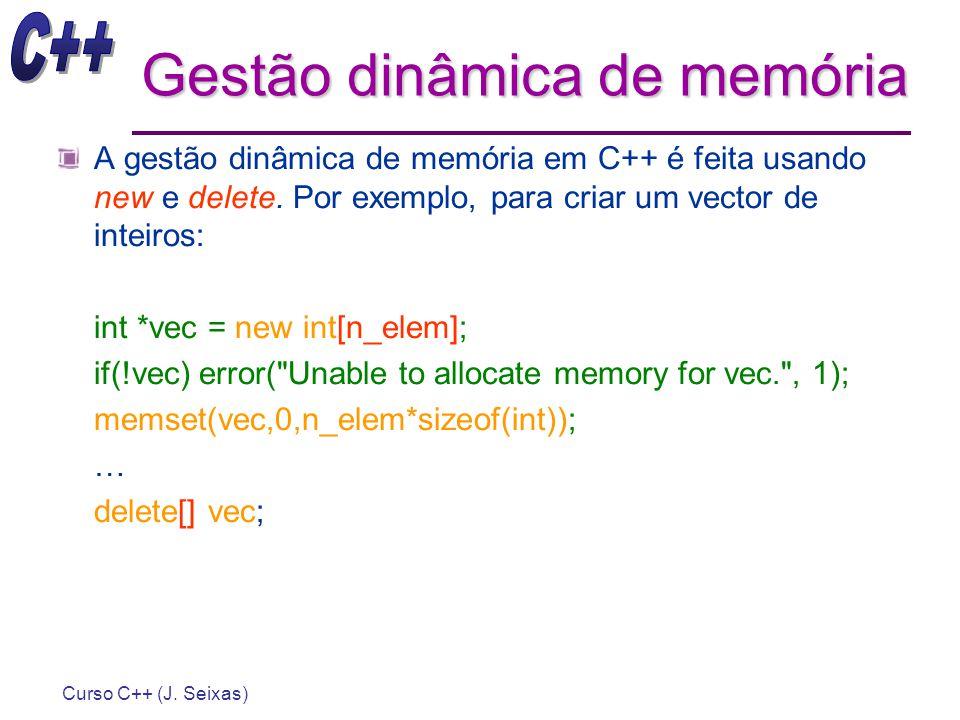 Gestão dinâmica de memória