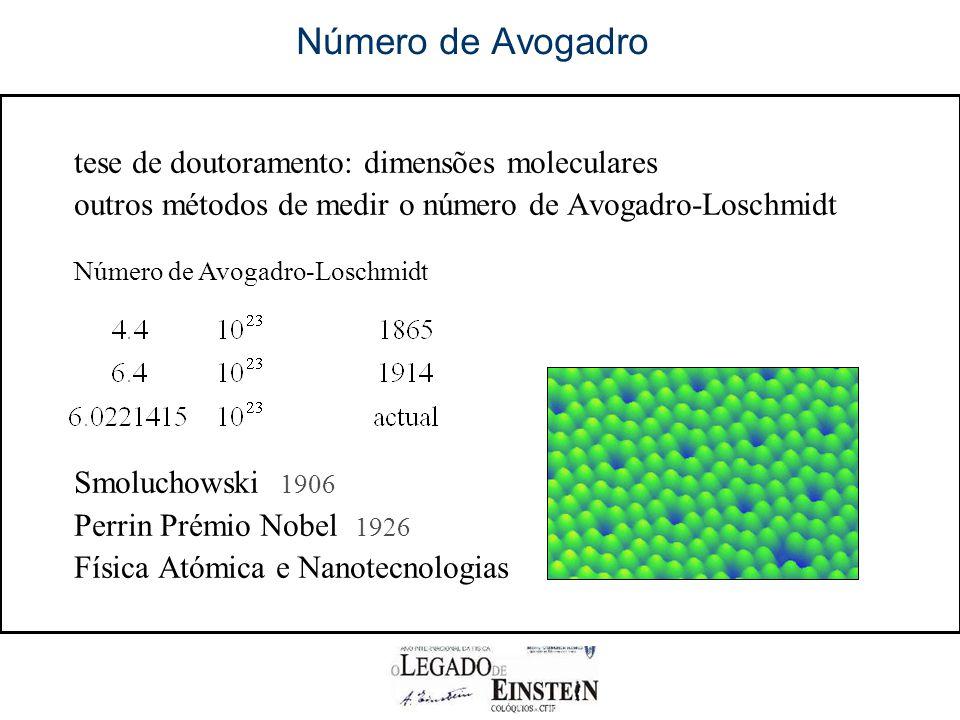 Número de Avogadro-Loschmidt