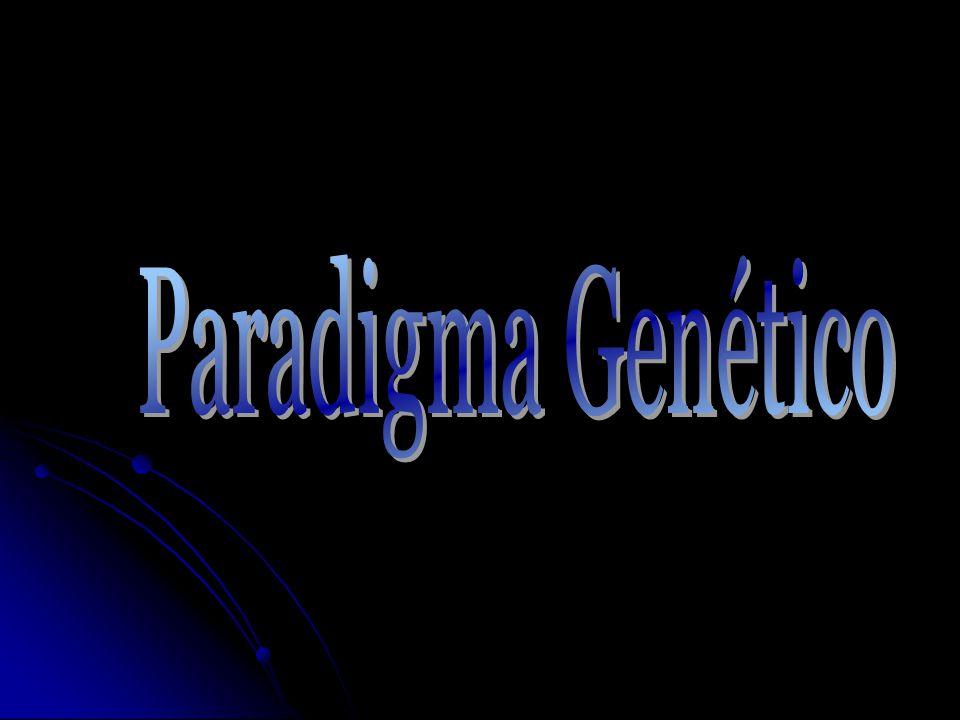 Paradigma Genético