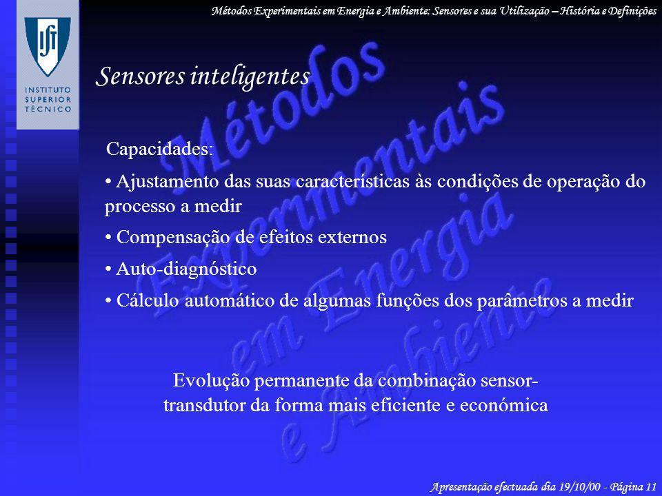 Sensores inteligentes