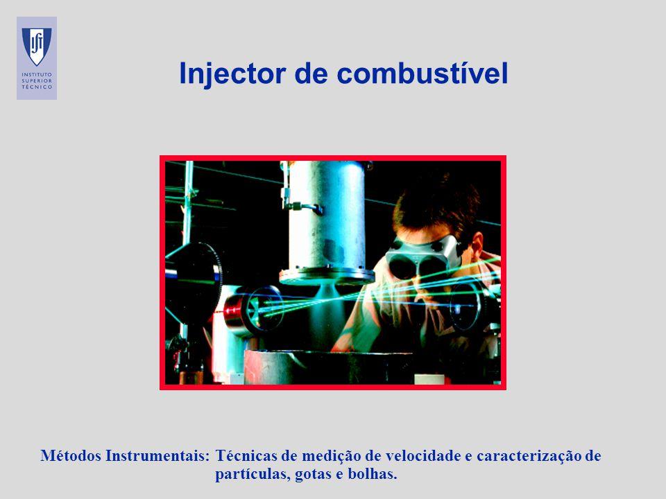 Injector de combustível