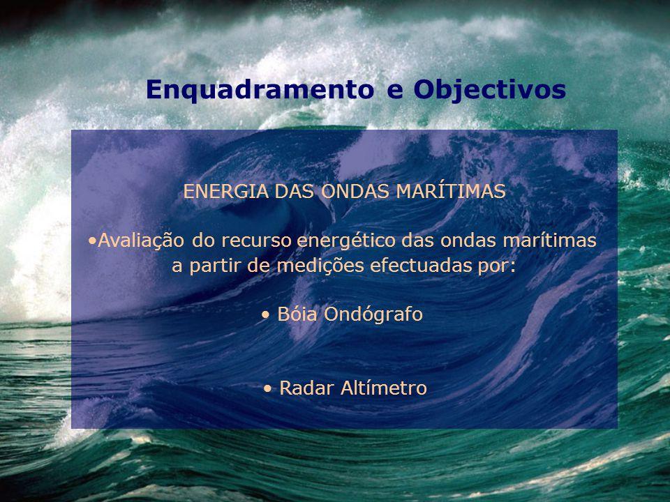 Enquadramento e Objectivos