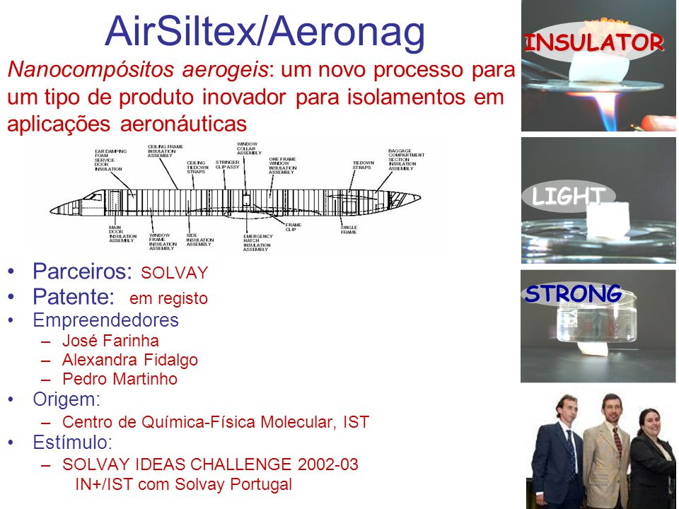 AirSiltex/Aeronag INSULATOR